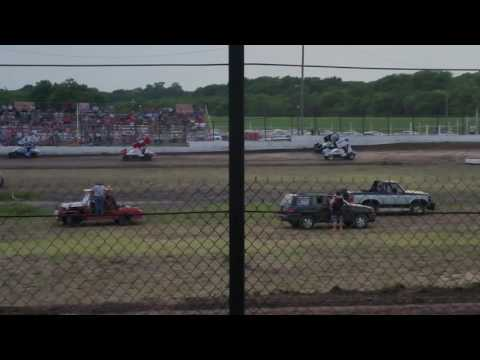 OCRS Caney Heat 1 6/18/16
