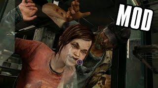 The Last Of Us Playable Ellie Mod