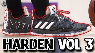 Adidas Harden Vol 3 Performance Review!