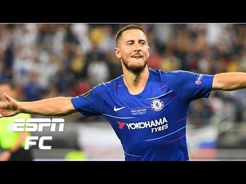 Is Chelsea doomed? Eden Hazard to Real Madrid sparks heated debate on ESPN FC | Premier League