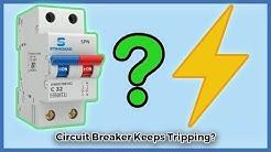 4 Sneaky Reasons Your Circuit Breaker Keeps Tripping