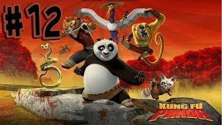Kung Fu Panda - Walkthrough - Part 12 - The Warrior
