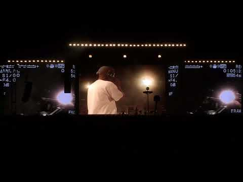 Frank Ocean- Nikes live NYC Panorama