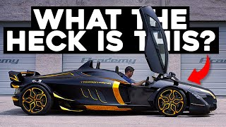 10 INSANE Supercars You Didn't Know Existed