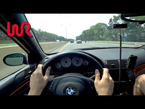 2001 BMW E39 M5 - Tedward POV Test Drive (Binaural Audio)