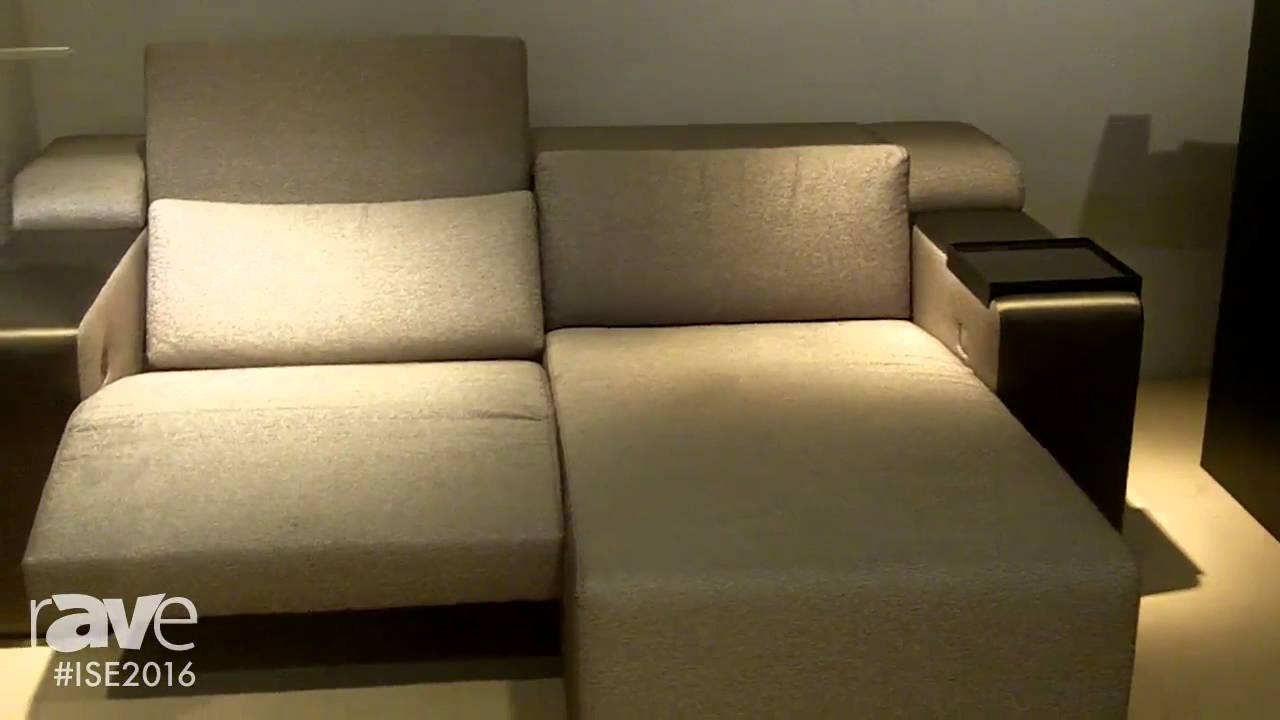 Sofa Cama Home Theater Ise 2016 Cineak Details Strato Entertainment Sofa
