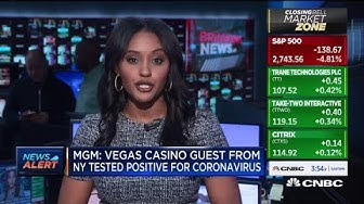 Coronavirus: Vegas casino guest from N.Y. tests positive