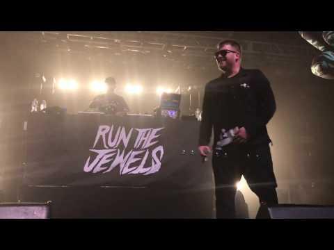 6 - Nobody Speak - Run The Jewels (Live in Raleigh, NC - 01/20/17)