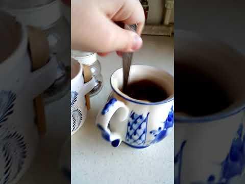 Готовим чай с перцем!��