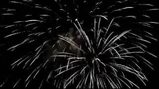 Салют на день города Крымска 2017 год