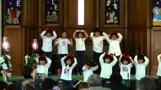 2015년 교회학교 성탄 발표회 (1-4학년)