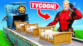 BECOMING a BED WARS TYCOON in Fortnite