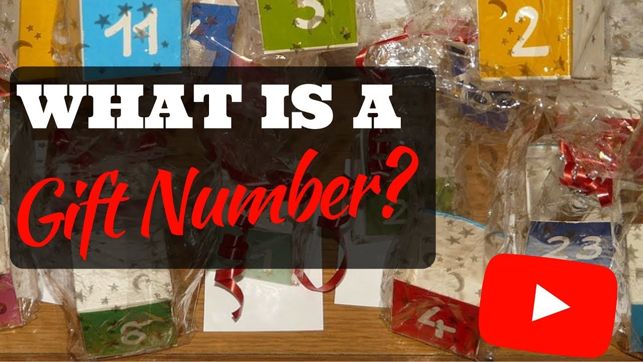 What is the Gift Number in Numerology?