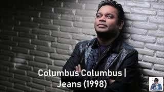 Columbus Columbus   Jeans (1998)   A.R. Rahman [HD]