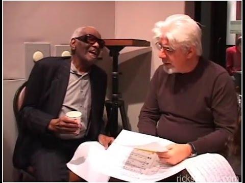 Ray Charles w/ Michael McDonald, Willie Nelson & Van Morrison