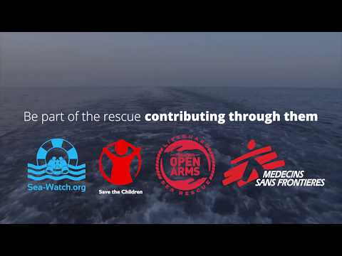 Migrant Crisis in the Mediterranean , be part of the rescue