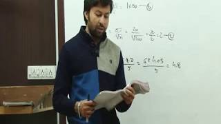 CA- CPT- QA- Measures of central tendency and dispersion-PART-4- HW-2 by Navkar Institute