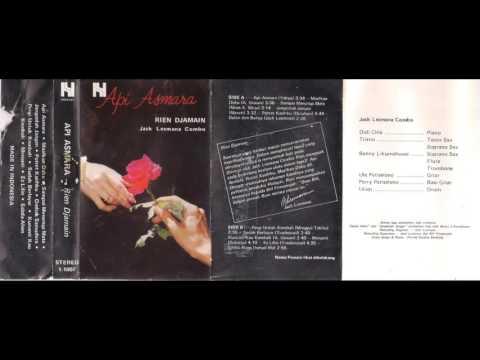 """Rien Djamain """"Api Asmara"""" music Jack Lesmana Combo"""