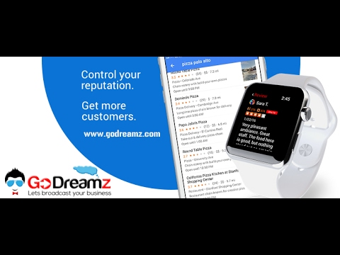 REPUTATION & REVIEW MANAGEMENT POWERED BY GO DREAMZ, INC