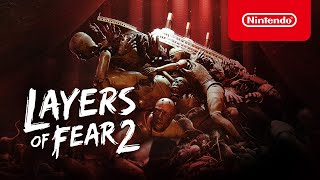 Layers of Fear 2 - Announcement Trailer - Nintendo Switch