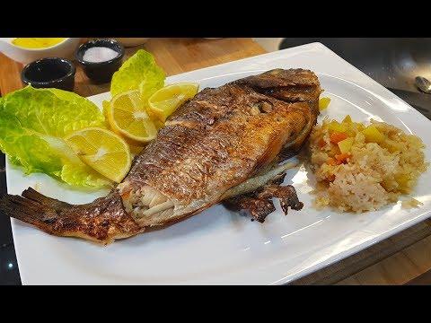 riba iz rerne - pećnice recept