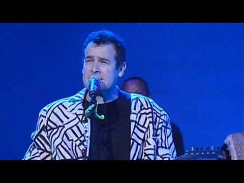 Who is South African musician Johnny Clegg, why was he called The White Zulu and what were his most popular songs?