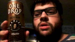 Deadcarpet Energy Drink Reviews - Mocha Marley's One Drop Premium Coffee Drink