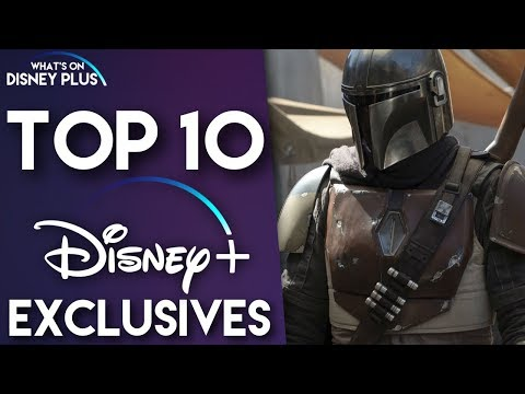 Top 10 Disney+ Exclusives Coming Soon