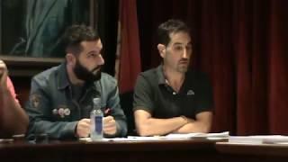 2018-07-30 Pleno Ordinario Concello de Neda - Pleno do veto
