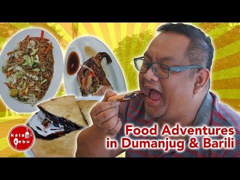 We Tried the Best Foods of Dumanjug, Cebu plus Barili!
