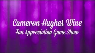 Ep 2: Cameron Hughes Wine Game Show - Dog Knowledge