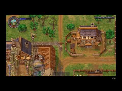 Graveyard Keeper - Game of Crone: Keeper, baker, builder |