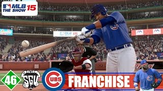 MLB 15: The Show (PS4) Chicago Cubs Franchise - EP46