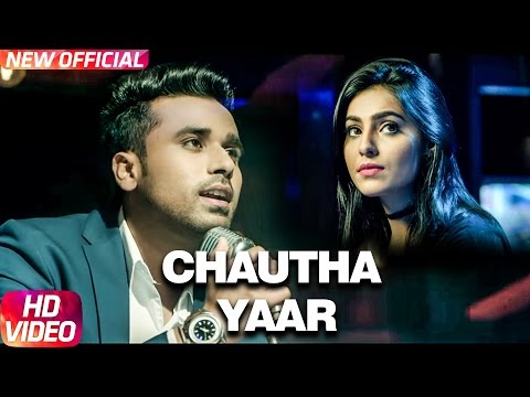 Chautha Yaar (Full Song) Ishan Kouran | Ginni Kapoor | Speed Records