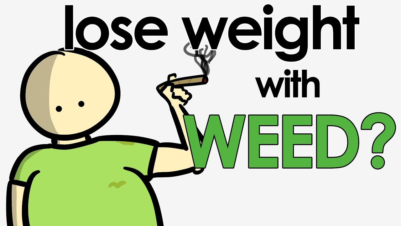 Can Smoking WEED Help You Lose Weight?