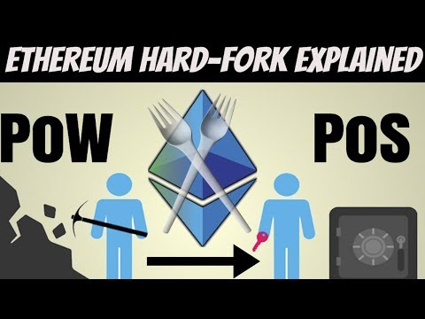 Ethereum Upcoming Hard-Fork Explained Simple (2018)