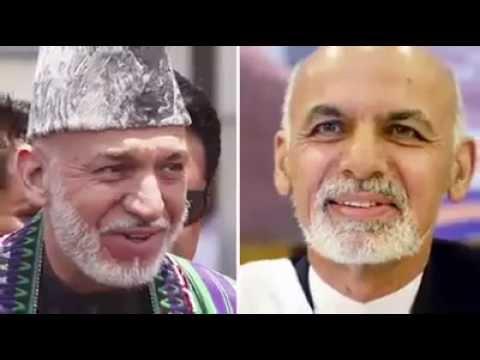 Dr, Ashraf Ghani