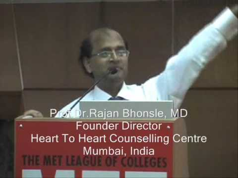Dr.Rajan Bhonsle gives Guidelines to Parents abt SexEd(12) thumbnail