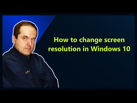 unity how to change game resolution