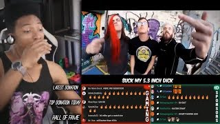 ETIKA REACTS TO IDUBBBZ DISS TRACK ON RICEGUM - Asian Jake Paul (Etika Stream Highlight)