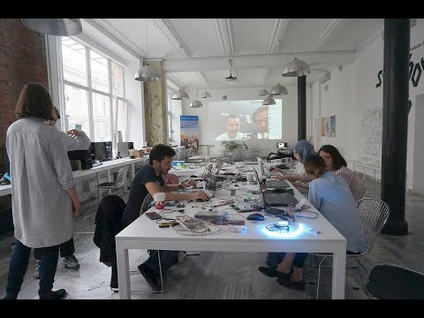 Master Program 'Prototyping Future Cities' in Moscow