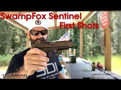 SwampFox Sentinel, First Shots