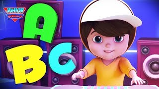 ABC Hip Hop Song | Alphabets Song For Kids | Learn Alphabets | Nursery Rhymes & Kids Songs