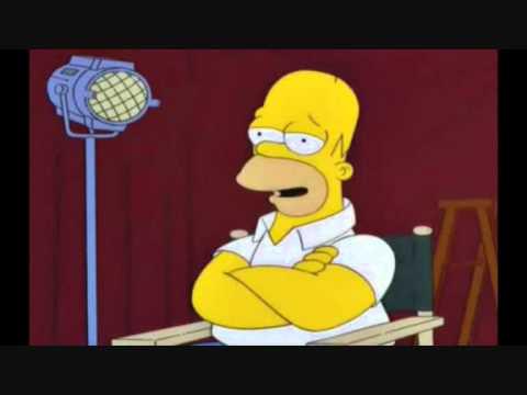 Yo Homero simpson te deseo un feliz cumpleaños compadre WALTER ...