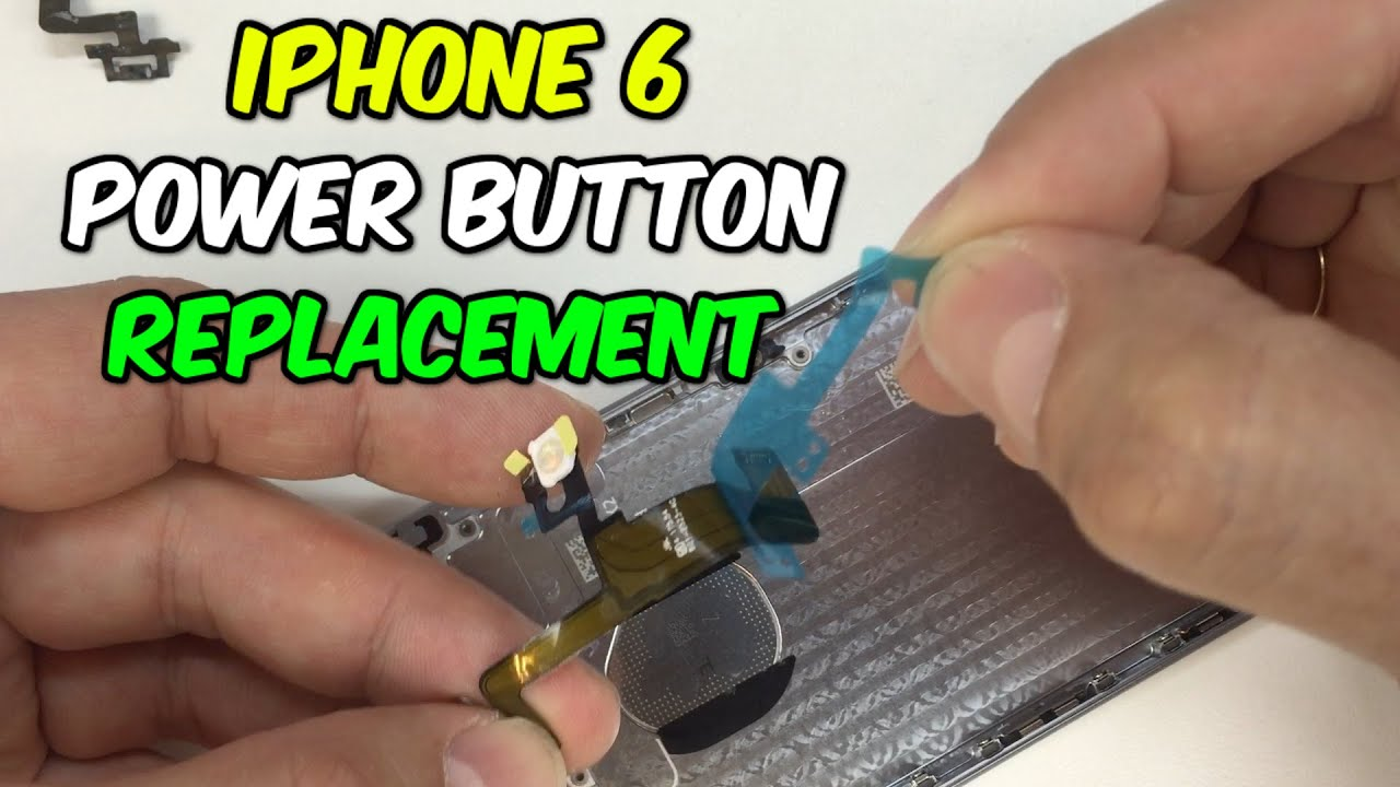 low priced b8798 051a3 iPhone 6 Power Button Replacement