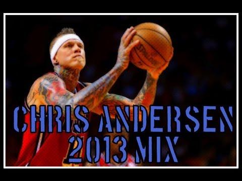 CHRIS ANDERSEN 2013 MIX [HEAT]