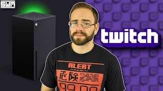 Microsoft Tries To Explain The Xbox Series X Name And Twitch Gets Sued For Billions | News Wave