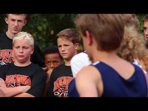 belding middle school run