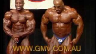 2001 IFBB AUSTRALIAN GRAND PRIX FROM GMV BODYBUILDING