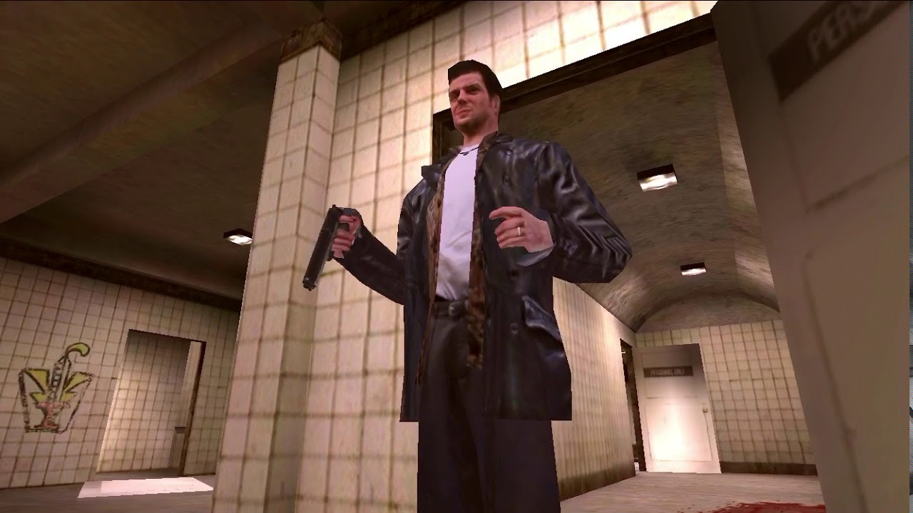 Max Payne 1 Chast Youtube